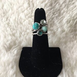 Chloe & Isabel stackable rings-size 6